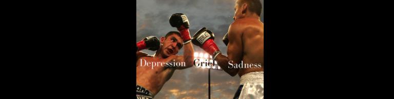 sadness vs grief vs depression
